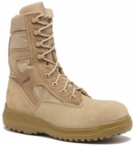 Belleville 310 Hot Weather Tactical Boot (9R, Desert Tan)