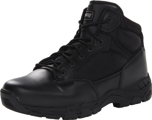 Magnum Men's Viper Pro 5 Side Zip Tactical Boot,Black,12 M US