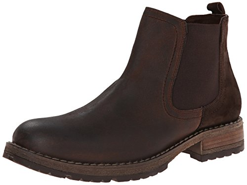 Steve Madden Men's Stills Chelsea Boot,Brown,9.5 M US
