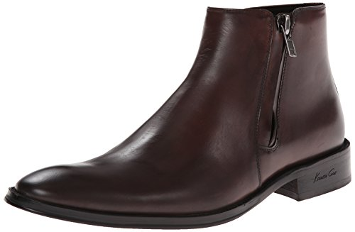 Kenneth Cole New York Men's Total Rewards Leather Boot,Brown,11.5 M US