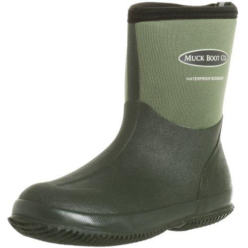 The Original MuckBoots Adult Scrub Boot,Garden Green,9 M US Mens/10 M US Womens