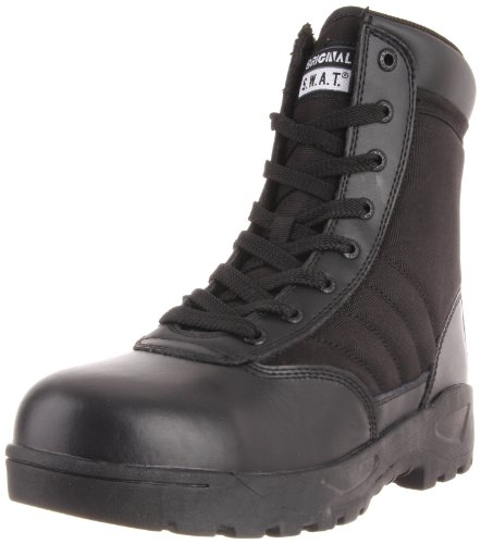 Original S.W.A.T. Men's Classic 9″ Light Safety Toe Work Boot