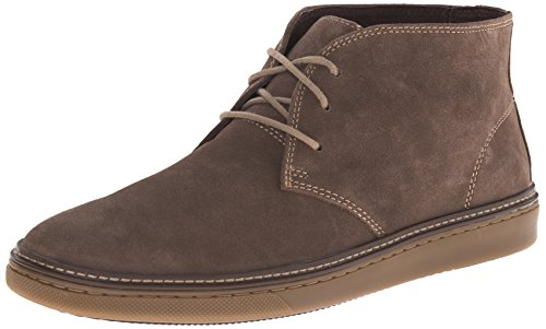 Johnston & Murphy Men's McGuffey Chukka Boot, Taupe Suede, 10.5 M US