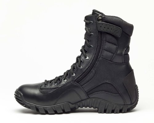 Belleville 960zWP Tactical Research Khyber Black Waterproof Boot Zipper 14