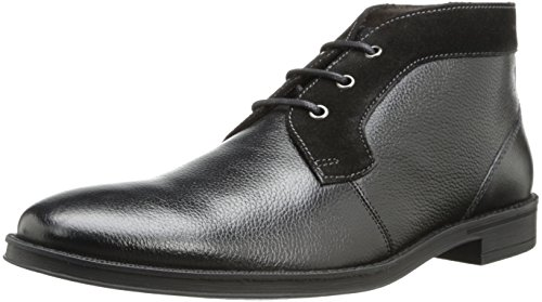 Stacy Adams Men's Cagney Chukka Boot,Black,10 M US