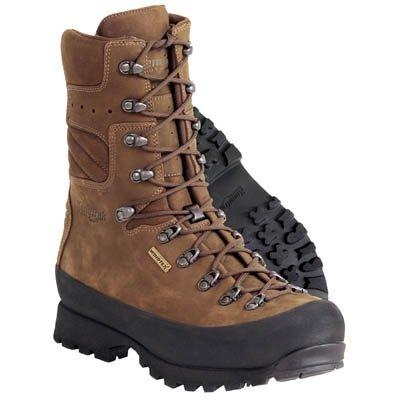 Kenetrek Mountain Extreme Noninsulated, Brown, 15.0 medium KE-420-NI 15.0