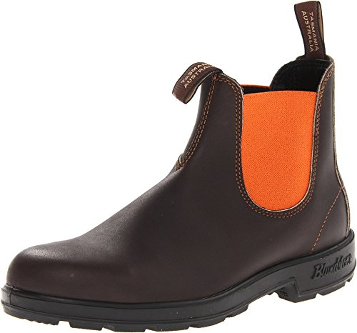 Blundstone  Men's BL506 Winter Boot,Brown/Orange,9.5 UK/10.5 M US