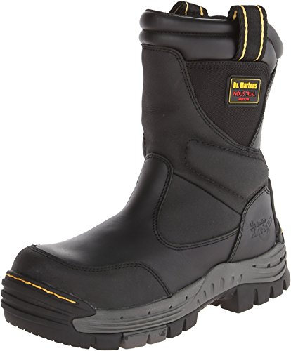 Dr. Martens Men's Tamar WP Black Boot 10 M UK, 11M