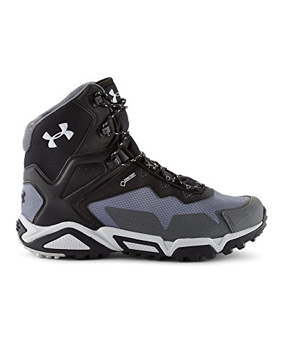 Under Armour Men's UA Tabor Ridge Mid Boots 8.5 Graphite