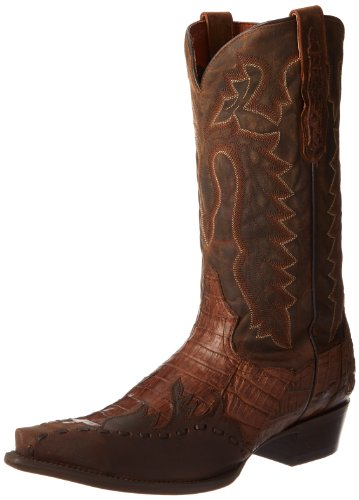 Dan Post Men's Caboose Western Boot,Bay Apache,9 D US