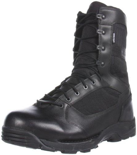 Danner Men's Striker Torrent GTX 8″ Work Boot,Black,10 D US