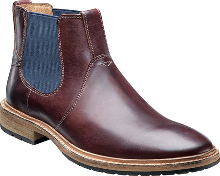 Florsheim Men's Indie Gore Chelsea Boot,Chocolate,11 D US