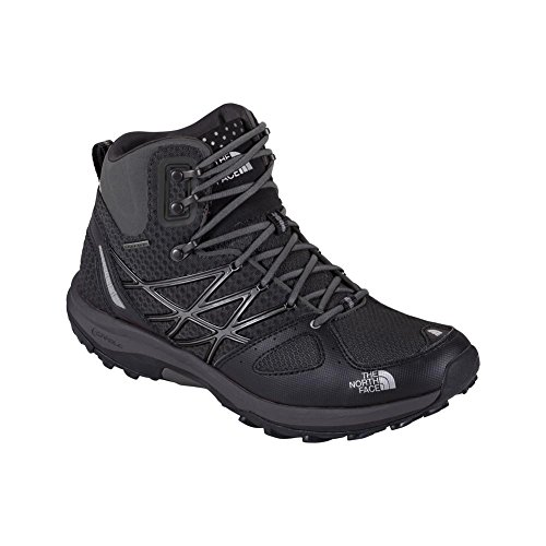 The North Face Ultra Fastpack Mid GTX Boot Mens TNF Black/Dark Shadow Grey 14