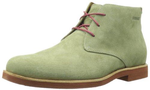 Sebago Men's Thayer Chukka Boot,Olive Green,8.5 M US