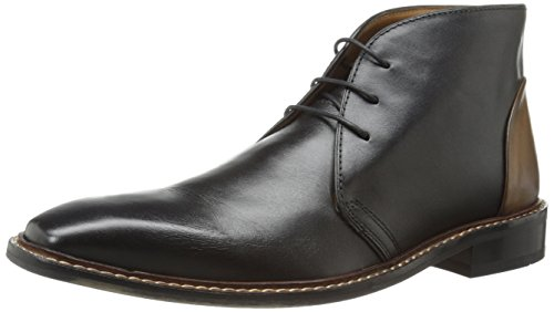 Giorgio Brutini Men's Thorton Boot, Black/Tan, 10.5 M US
