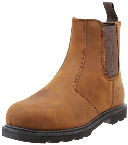 Ferrini Men's Nomad II Steel Toed Work Shoe,Brown,10 D US