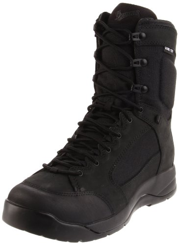 Danner Men's DFA 8″ Black GTX 15404 Uniform Boot,Black,8.5 D US