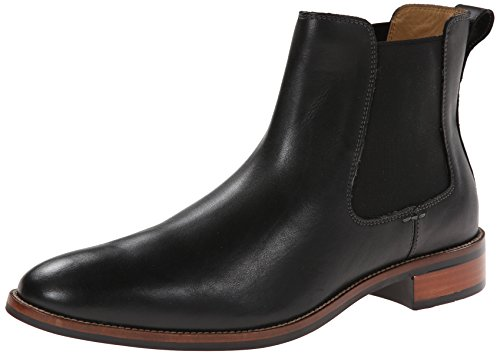 Cole Haan Men's Lenox Hill Chelsea Boot,Black Waterproof,9.5 M US