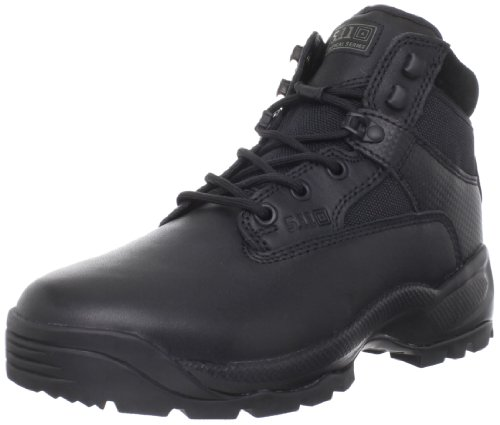5.11 Men's A.T.A.C. 6″ Side Zip Boot,Black,15 D(M) US