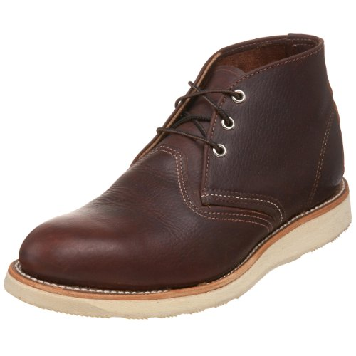 Red Wing Heritage Work Chukka Boot,Briar Oil Slick,9.5 D US