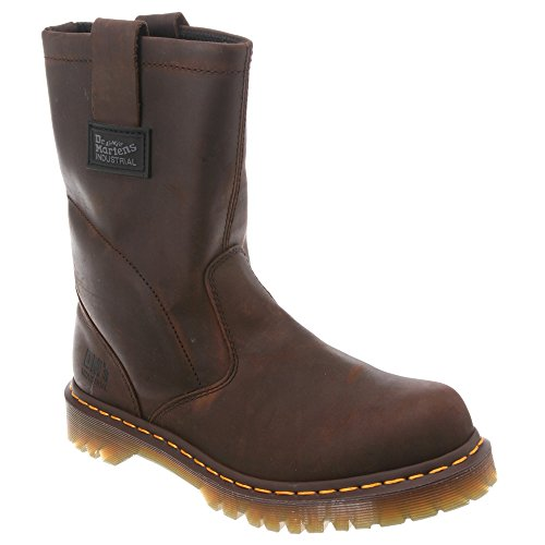 Dr. Martens 2296 NS Wellington Rigger Boot Gaucho Volcano 12 M UK (13-13.5 US Men / 14-14.5 US Women)