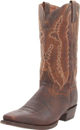 Dan Post Men's Earp Boot,Bay Apache,8.5 D (M) US