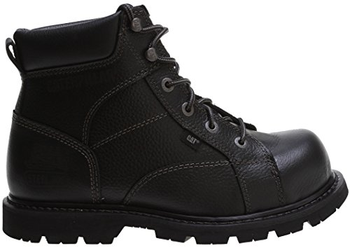 Caterpillar Men's Track Work Boot,Black,10 M US