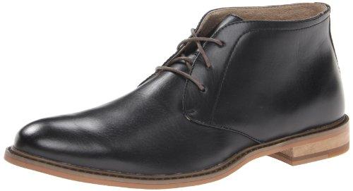 Deer Stags Men's Seattle Boot,Black,10.5 M US