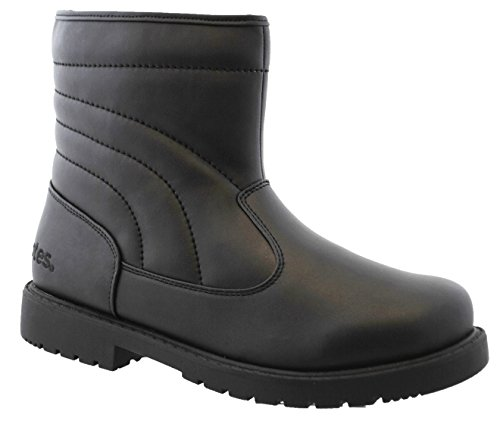 Totes Mens Suburb Short Winter Boot (Available in Medium and Wide Width)
