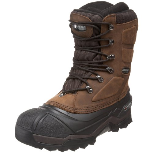Baffin Men's Evolution Snow Boot,Worn Brown,9 M US