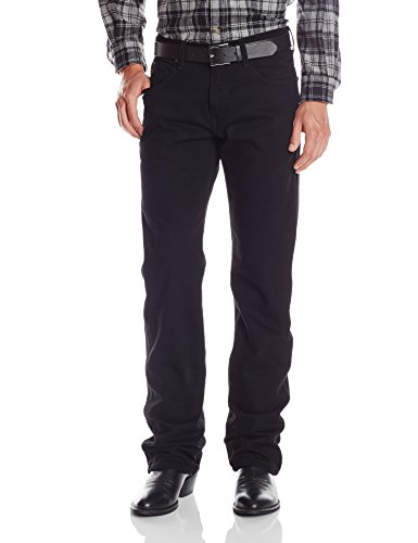 Ariat Men's Heritage Classic Fit Jean, Black, 35×32