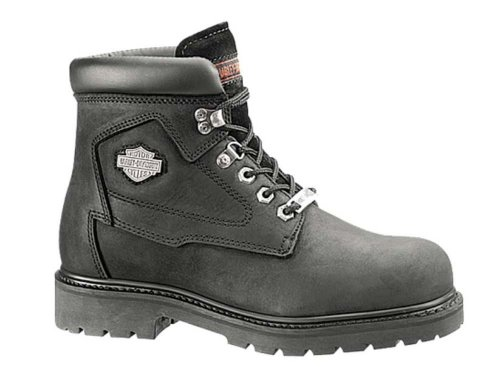 Harley-Davidson Men's Badlands Boot,Black,9 M