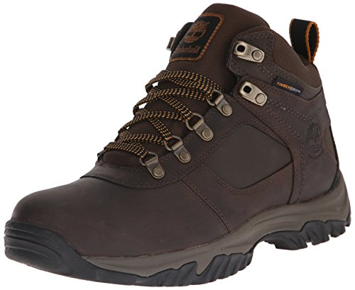 Timberland Men's Mt. Monroe Mid Waterproof Winter Boot, Brown, 14 M US
