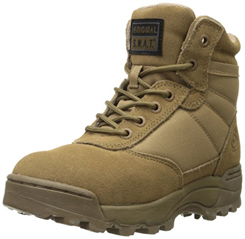Original S.W.A.T. Men's Classic 6 Inch Tactical Boot, Coyote, 5 D US