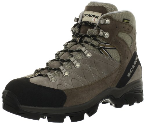 Scarpa Men's Kailash GTX Hiking Boot,Taupe/Cigar,45 EU/11.5 M US