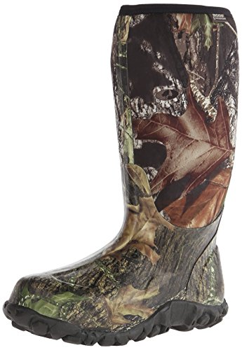 Bogs Men's Classic High Waterproof Winter & Rain Boot,Mossy Oak,12 M