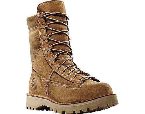Danner Men's Marine Temperate Military Boots,Brown,16.5 D