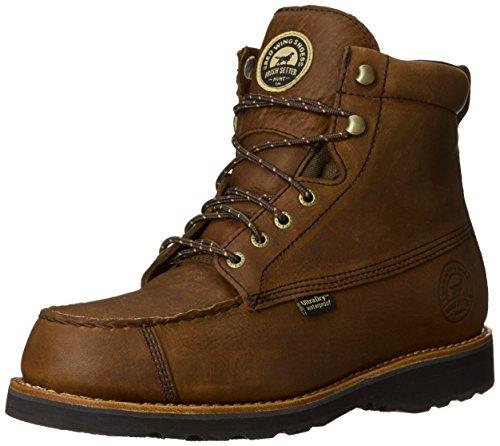 Irish Setter Men's 807 Wingshooter 7″ Upland Boot,Dark Brown,10.5 D US
