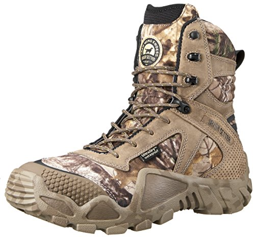 Irish Setter Men's 2870 Vaprtrek Waterproof 8 Inch Boot,Realtree Xtra Camouflage,11 D US