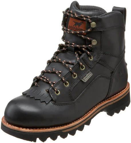 Irish Setter Men's 868 Trailblazer WP 7″ Big Game Boot,Black,13 D US