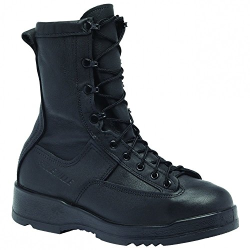 Belleville 800ST Men's 8-in WP ST EH Flight and Flight Deck Tactical Boot Black 13 M US