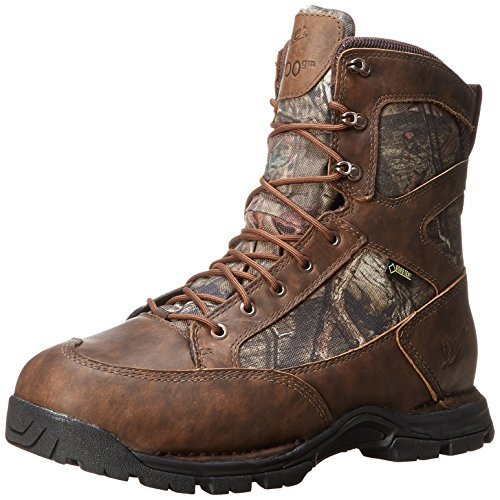Danner Men's Pronghorn 8 Inch GTX 800G Hunting Boot,Mossy Oak Break Up Infinity/Brown,10 D US