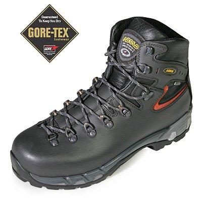 0M2200_450 Asolo Men's Power Matic Hiking Boots – Dark Graphite – 13.0M