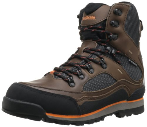 Northside Men's Base Camp Hiking Boot,Dark Brown,13 M US