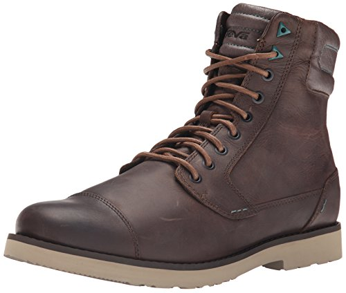 Teva Men's Mason Leather Casual Boot