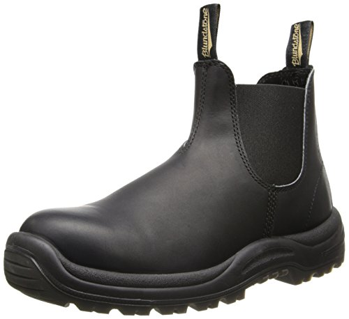 Blundstone Men's Work Series 179,Black,10.5 UK/11.5 M US