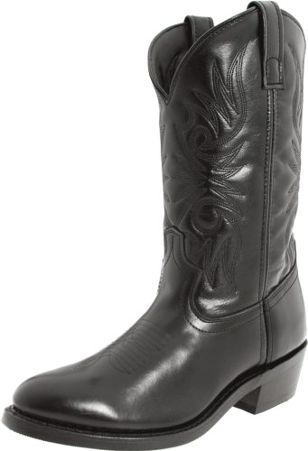 Laredo Men's Paris Western Boot,Black,11 D US