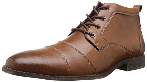 Steve Madden Men's Jayy Chukka Boot, Cognac, 11.5 M US