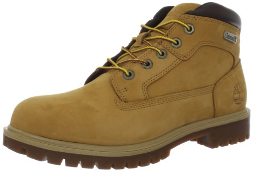 Timberland Men's Newmarket Camp Chukka Boot,Wheat,14 M US