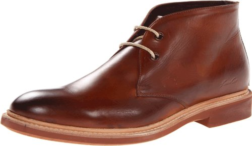 Kenneth Cole New York Men's Aww Chucks Chukka Boot,Brown,12 M US